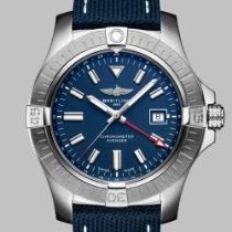 Breitling Avenger новые Автоподзавод Часы с оригинальными документами и коробкой A32395101C1X2