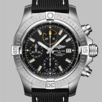 Breitling Super Avenger новые Автоподзавод Хронограф Часы с оригинальными документами и коробкой A13375101B1X1