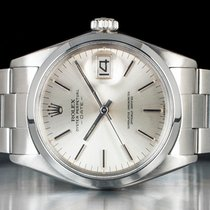 Rolex Oyster Perpetual Date 1500 Gut Stahl Automatik