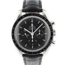 Omega 31133423001002 Staal 2021 Speedmaster Professional Moonwatch 42mm tweedehands Nederland, Maastricht