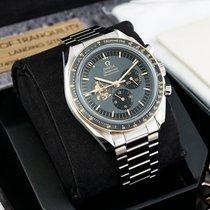 Omega Speedmaster Professional Moonwatch Çelik 42mm Siyah