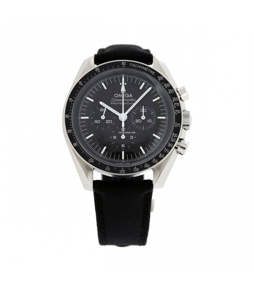 Omega Speedmaster Professional Moonwatch 31032425001001 2021 new