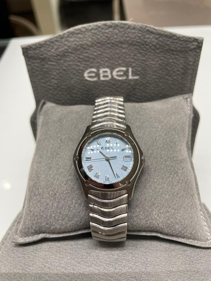 Ebel Classic 9087F21 2018 новые