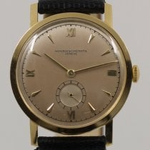 Vacheron Constantin Yellow gold 33mm Manual winding 4073 pre-owned