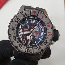 Richard Mille Titanium Automatic Transparent 47mm pre-owned RM 028