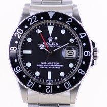 Rolex 1675 Stahl 1971 GMT-Master 40mm gebraucht Deutschland, Langenfeld
