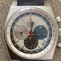 Zenith El Primero New Vintage 1969 Steel Silver