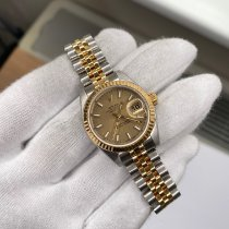Rolex Lady-Datejust Or/Acier 26mm Champagne Belgique, Antwerp