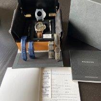 Panerai Luminor 1950 3 Days GMT Power Reserve Automatic Acier 42mm Noir Arabes