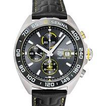 TAG Heuer Formula 1 Calibre 16 neu 2021 Automatik Uhr mit Original-Box und Original-Papieren CAZ201B.FC6487