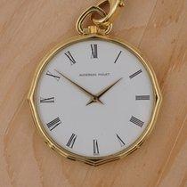 Audemars Piguet Uhr gebraucht 1981 Gelbgold 41mm Handaufzug Uhr mit Original-Box und Original-Papieren