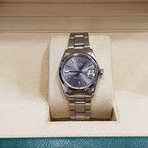 Rolex Datejust Acero 31mm Gris Sin cifras