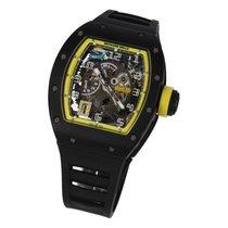 Richard Mille Carbon Automatic Transparent new RM 030