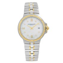 Raymond Weil Parsifal Steel 30mm White Roman numerals United States of America, New York, NYC