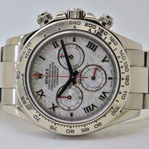 Rolex Daytona 116509 Sehr gut Weißgold 40mm Automatik Deutschland, Iffezheim