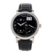 A. Lange & Söhne Grand Lange 1 White gold 40.9mm Black United States of America, Pennsylvania, Bala Cynwyd