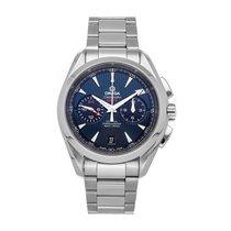 Omega 231.10.43.52.03.001 Acier Seamaster Aqua Terra 43mm occasion