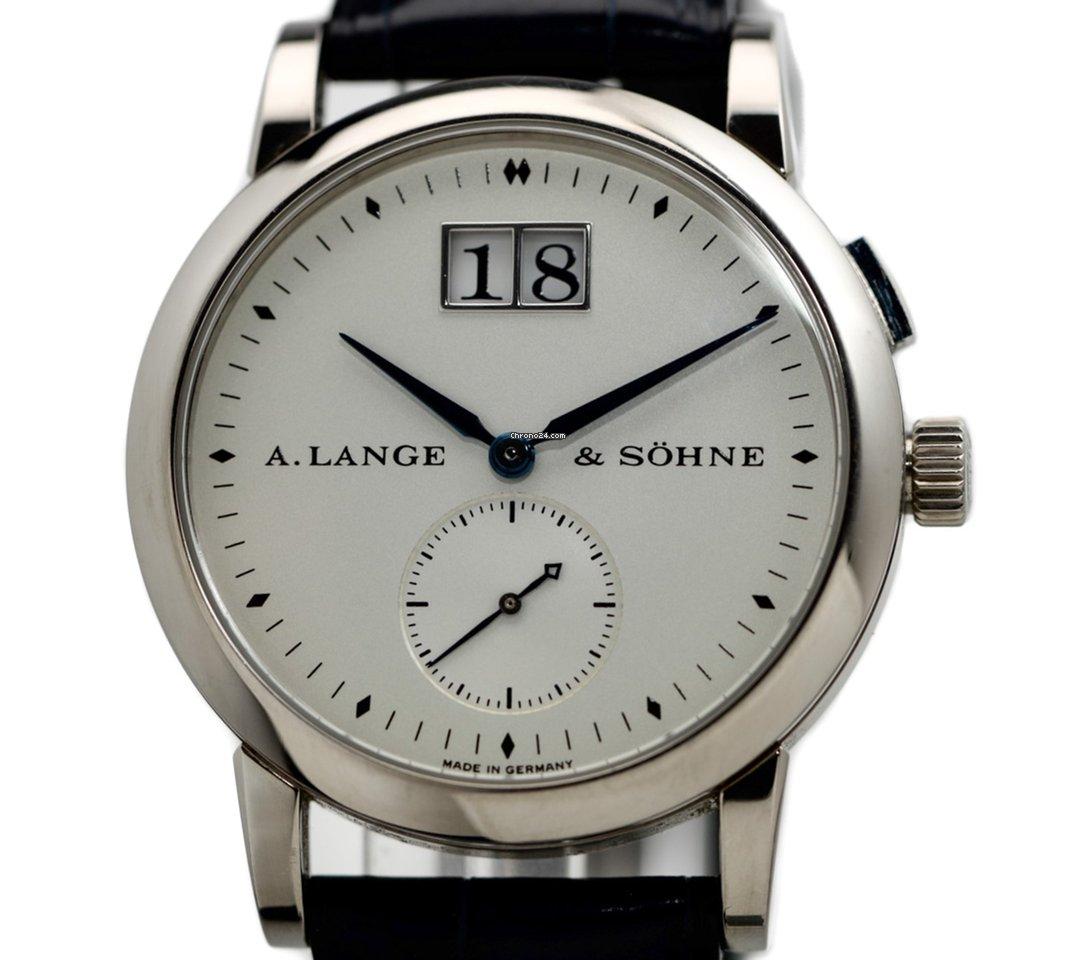 A. Lange & Söhne Saxonia 105.027 2001 new