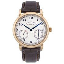 A. Lange & Söhne Rose gold 39mm Chronograph 234.032 new