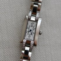 Jaeger-LeCoultre Ideale Steel 17.5mm Silver Arabic numerals