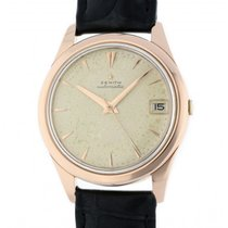 Zenith Rose gold 37mm Automatic pre-owned