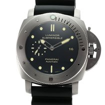 Panerai Luminor Submersible 1950 3 Days Automatic new 2016 Automatic Watch with original box and original papers PAM 00305