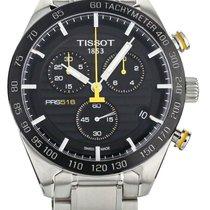 Tissot PRS 516 Steel 42mm Black United States of America, Illinois, BUFFALO GROVE