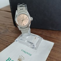 Rolex Oyster Perpetual Acier Rose