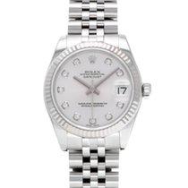 Rolex 178274G Acier 2006 Lady-Datejust 31mm occasion