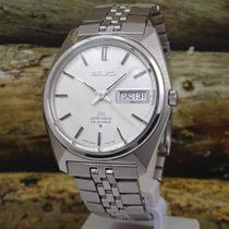 Seiko Steel 35mm Automatic 5606-7000 pre-owned