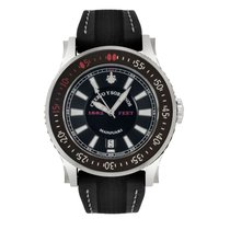 Cuervo y Sobrinos Steel 43mm Automatic 2808.1NR3-BSOW new United States of America, New Jersey, Cresskill
