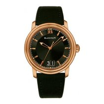 Blancpain Rose gold 40mm Automatic 2850A-3630-64B pre-owned