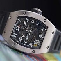 Richard Mille RM 010 Титан 48mm Прозрачный Aрабские