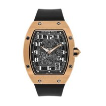 Richard Mille Rose gold 38.7mm Automatic RM67-01 RG new
