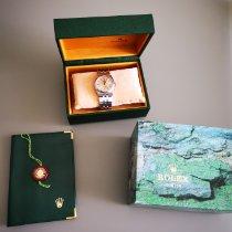 Rolex Datejust Oysterquartz Oro bianco 36mm Argento Senza numeri Italia, Pozzuoli