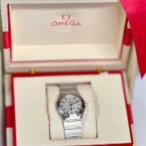 Omega Constellation Quartz new 2017 Quartz Watch with original box and original papers 123.10.27.60.05.001