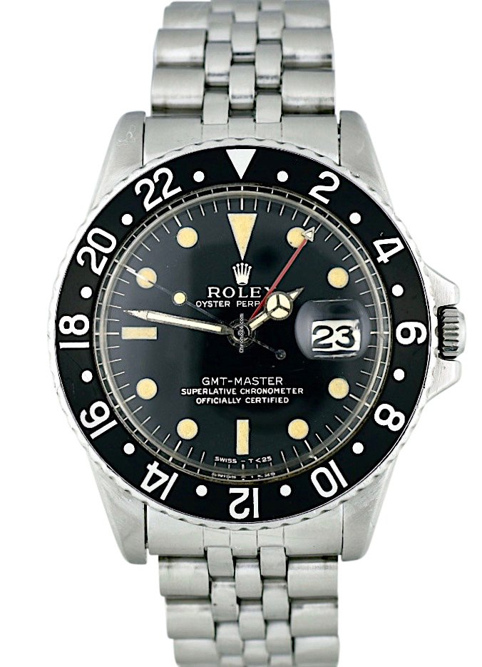Rolex GMT-Master 1675 1966 pre-owned