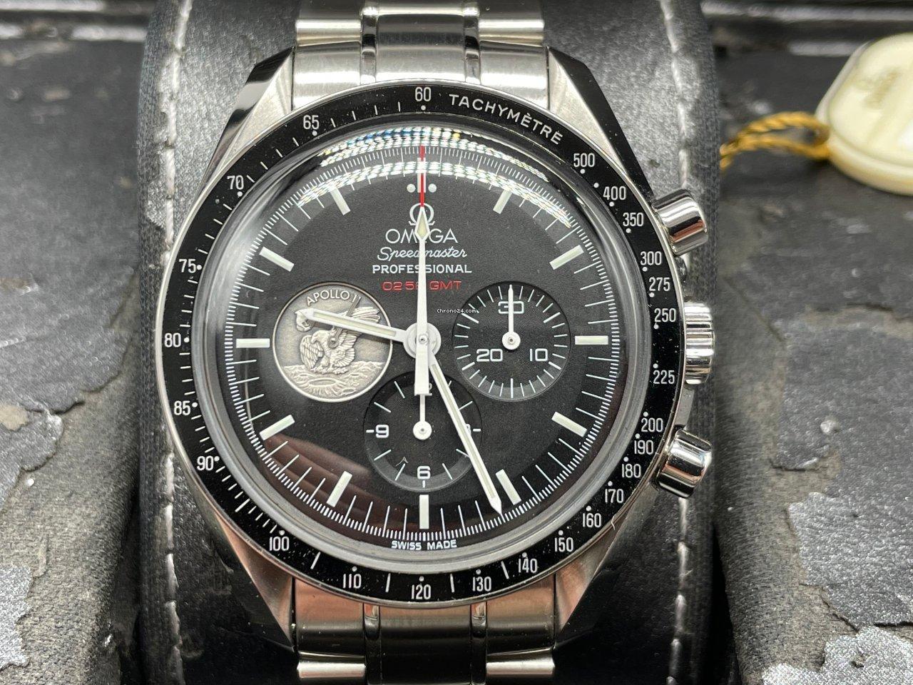 Omega Speedmaster Professional Moonwatch 311.30.42.30.01.002 nuovo