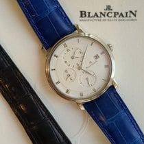 Blancpain White gold 38mm Automatic 6260-1542-55B pre-owned