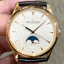 Jaeger-LeCoultre Rose gold 39mm Automatic Q1362520 pre-owned Singapore