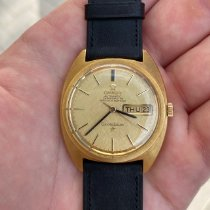 Omega Constellation Day-Date Yellow gold 35mm Gold (solid) No numerals United States of America, Florida, Boca Raton