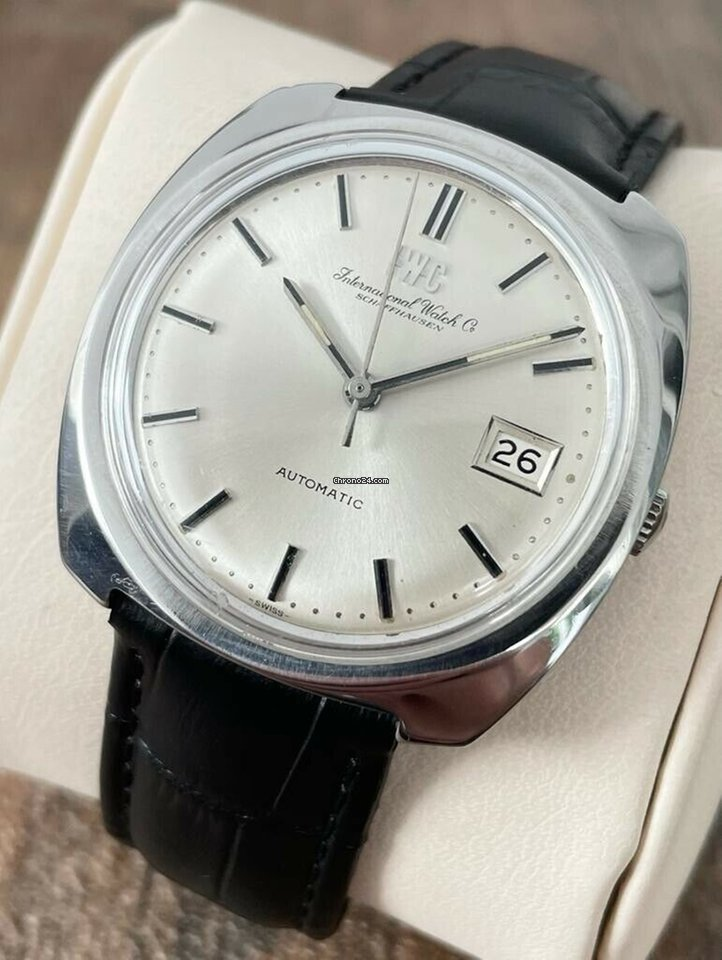 IWC 19892 1969 pre-owned