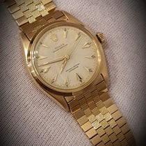 Rolex Oyster Perpetual Oro rosa