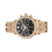 Patek Philippe 5204/1R-001 Pозовое золото 2021 Perpetual Calendar Chronograph 40.2mm новые