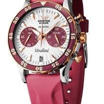 Vostok Women's watch 39mm Quartz new Watch with original box and original papers 2021