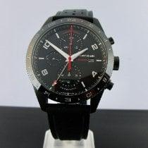Montblanc Timewalker Otel 43mm Negru Arabic