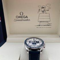 Omega Speedmaster Stahl 42mm Silber Keine Ziffern Deutschland, Nittenau