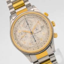 Chronoswiss Pacific Gold/Steel 38mm Champagne