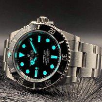 Rolex Submariner (No Date) 124060 Unworn Steel 41mm Automatic