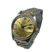 Rolex Acero y oro 34mm Automático 15053 usados